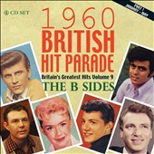 Various Artists: 1960 British Hit Parade: The B Sides, Pt. 1 January-May [Box]