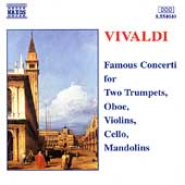 Vivaldi: Famous Concerti