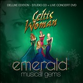 Celtic Woman: Emerald: Musical Gems [CD/DVD]