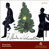 Michael Dangl: 7 Minutes before Christmas, for narrator and flute - music by Pospelow, Karmanov, Bach & Piazzolla / Michael Dangl, piano; Maria Fedotova, flute