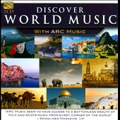 Various Artists: Discover World Music With Arc Music