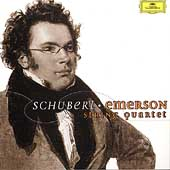 Schubert: Late Quartets, Quintet / Emerson Quartet, et al