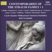 Contemporaries of the Strauss Family, Vol. 1 - works by Czibulka, Fahrbach Jr. Fetras, Gung'l; Hellmesberger Jr., Ivanovici, Lanner, Lincke, Millocker, Schmid, Schrammel, Ziehrer