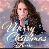 Merry Christmas - famous sacred arias and classical Christmas songs including Pie Jesu (Fauré), Ave Maria (Caccini), Panis Angelicus (Franck), O Holy Night, Silent Night and more / Amira Willighagen, voice