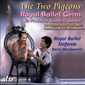 'Royal Ballet Gems' - André Messager (1853-1929): The Two Pigeons (arr. Lanchbery); Liszt: Dante Sonata (arr. Lambert) / Jonathan Higgins, piano