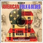Various Artists: The  Best of American Folk & Blues