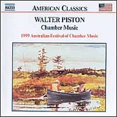 American Classics - Piston: Chamber Music