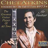Chet Atkins: Hall of Fame 1973