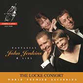 J. Jenkins: Fantasias & Airs / The Locke Consort