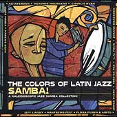 Various Artists: Colors of Latin Jazz: Samba