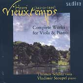 Vieuxtemps: Complete Works for Viola and Piano / Selditz