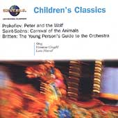 Children's Classics - Prokofiev, Saint-Sa&#235;ns, Britten
