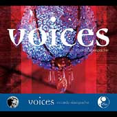 Riccardo Eberspacher: Voices