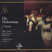 Strauss: Die Fledermaus / Krauss, Gueden, Dermota, Lipp, etc