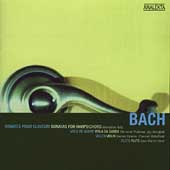 Bach: Trio Sonatas / Soly, Plubeau, Bernfeld, Lamon, et al