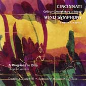Gershwin: Rhapsody in Blue; et al / Cincinnati Wind Symphony