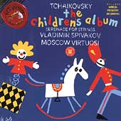 Tchaikovsky: The Children's Album, etc / Spivakov, Moscow