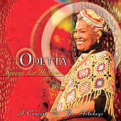 Odetta: Gonna Let It Shine: A Concert for the Holidays
