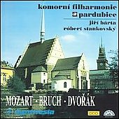 Mozart, Bruch, Dvorak / Barta, Chamber Philharmony Pardubice