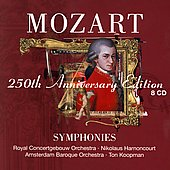 Mozart: Symphonies (250th Anniversary Edition)