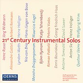 21st Century Instrumental Solos
