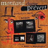 Yves Montand: Chante Preevert (Sony)