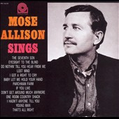Mose Allison: Mose Allison Sings [RVG Remasters] [Remaster]