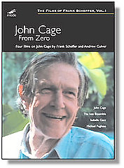 John Cage  / Cage: From Zero [DVD]
