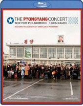 The Pyongyang Concert / Lorin Maazel/New York PO [Blu-Ray]