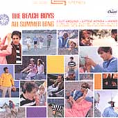 The Beach Boys: Little Deuce Coupe/All Summer Long [Remaster]