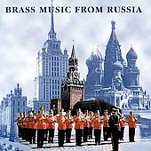 Prince Kornienko Orchestra: Popular Music for Brass from Russia