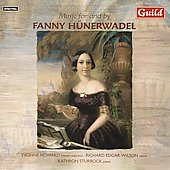 Music for Fanny Hünerwadel  / Howard, Edgar-Wilson, et al