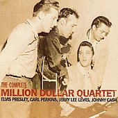 Elvis Presley: The Complete Million Dollar Quartet