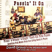 David Grover: Passin' It On