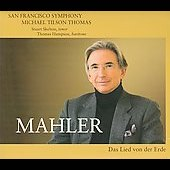 Mahler: Das Lied von der Erde / Thomas, Skelton, Hampson, San Francisco SO