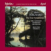Magnard: The Four Symphonies / Ossonce, BBC Scottish SO