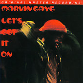 Marvin Gaye: Let's Get It On [Slipcase]