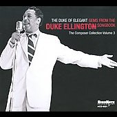 Various Artists: The Duke of Elegant: Gems from the Duke Ellington Songbook [Digipak]