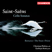 Saint-Saëns: Cello Sonatas / Christian Poltéra