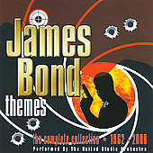 United Studio Orchestra: James Bond Themes: The Complete Collection, 1962-2008 *