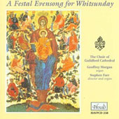 A Festival Evensong for Whitsunday