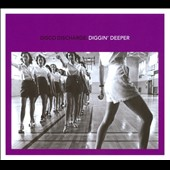 Various Artists: Disco Discharge: Diggin' Deeper [Slipcase]