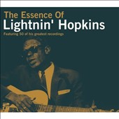 Lightnin' Hopkins: The  Essence of Lightnin' Hopkins