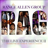 The Rance Allen Group: The Live Experience II *