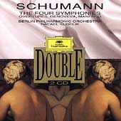 Schumann: The Four Symphonies, etc / Kubelik, Berlin PO