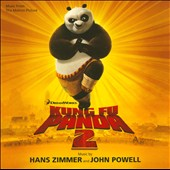 Kung Fu Panda 2, film score
