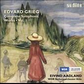 Grieg: Complete Symphonic Works, Vol. 1 / Aadland