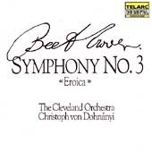 Classics - Beethoven: Symphony no 3 / Dohn&#225;nyi, Cleveland