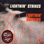 Lightnin' Hopkins: Lightnin' Strikes [Snapper]