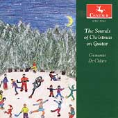 Giovanni De Chiaro: The Sounds of Christmas on Guitar